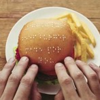Heartwarming…burger ad. No, really, it is. (1 video)