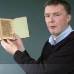 Ever wondered why old books smell funny? (1 video)