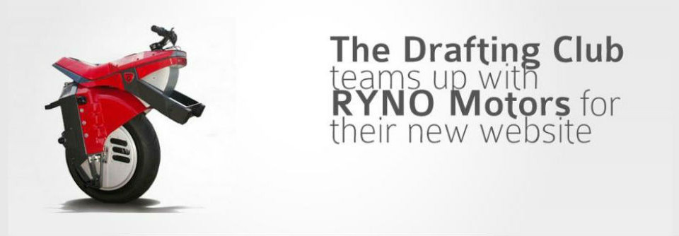 Meet our newest client:  RYNO Motors